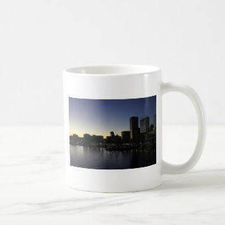 Baltimore at Night Coffee Mug