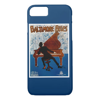 Baltimore Blues iPhone 7 Case