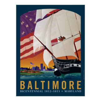 Baltimore: By the Dawn's Early Light Poster