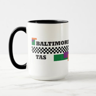 Baltimore Ceramic Mug - 15 oz