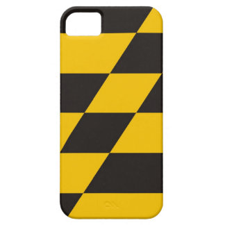baltimore city maryland usa country flag iPhone 5 cover
