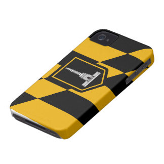 Baltimore Flag iPhone 4 Cover