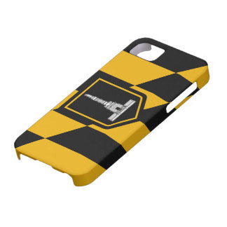 Baltimore Flag iPhone 5 Cases