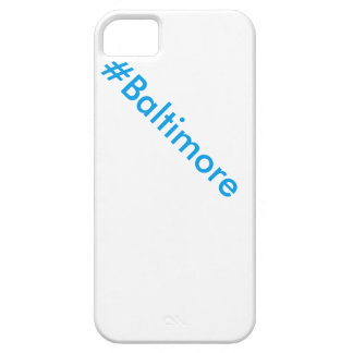 Baltimore #JusticeForFreddie Barely There iPhone 5 Case