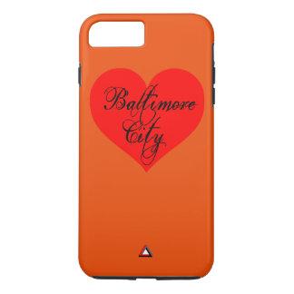 Baltimore Love iPhone 7 Plus Case
