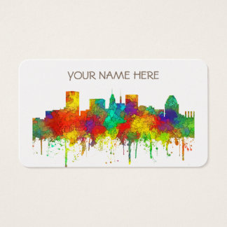 BALTIMORE, MARYLAND SG - BUSINESS CARD