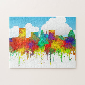 BALTIMORE, MARYLAND SG - JIGSAW PUZZLE