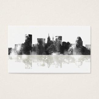 Baltimore Maryland Skyline Business Card
