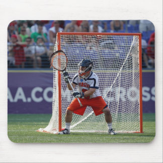 BALTIMORE, MD - MAY 30:  Goalie Adam Ghitelman Mouse Pad