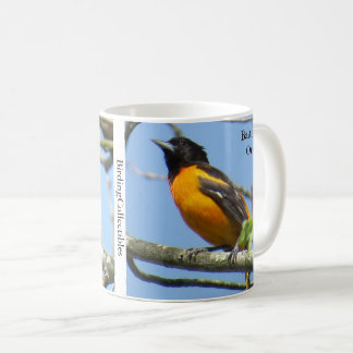 Baltimore Oriole Coffee Mug by BirdingCollectibles