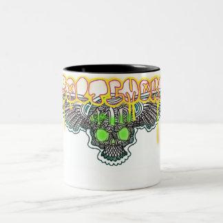 Baltimore Skully Mug