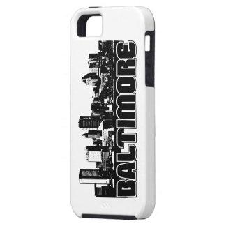 Baltimore Skyline iPhone 5 Case
