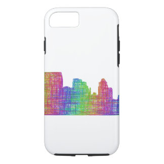 Baltimore skyline iPhone 7 case