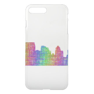 Baltimore skyline iPhone 7 plus case