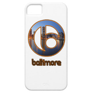 Baltimore things barely there iPhone 5 case
