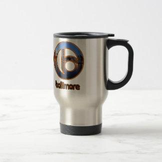 Baltimore things travel mug