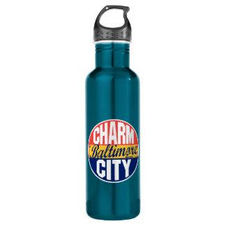 Baltimore Vintage Label 710 Ml Water Bottle