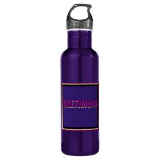 Baltimore Water Bottle (24 oz)