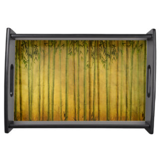 Bamboo Rising Serving Tray