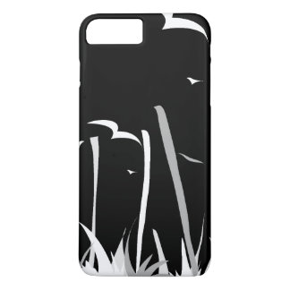Bamboo touch the Sky [black] iPhone 7 Plus Case