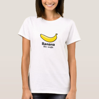 Banana for scale (drawing) T-Shirt