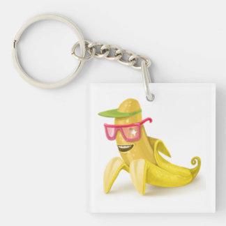 banana funky key chain