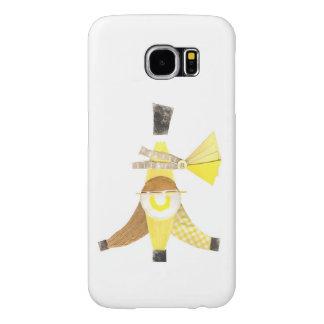 Banana Split Samsung Galaxy S6 Case