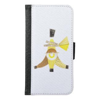 Banana Split Samsung Galaxy S6 Wallet Case