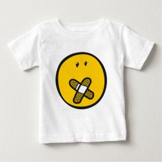 Band Aid Emoji Baby T-Shirt