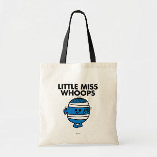 Bandaged Little Miss Whoops Tote Bag