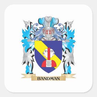 Bandman Coat of Arms Sticker