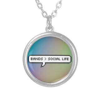 Bands > Social Life Personalized Necklace