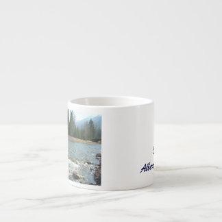 Banff Alberta Canada, Canadian National Park Espresso Cup