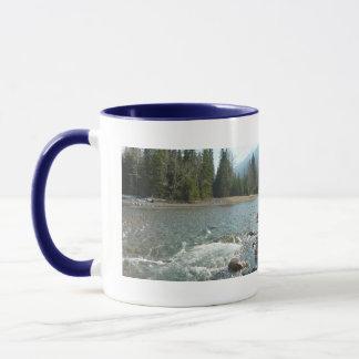 Banff Alberta Canada, Canadian National Park Mug