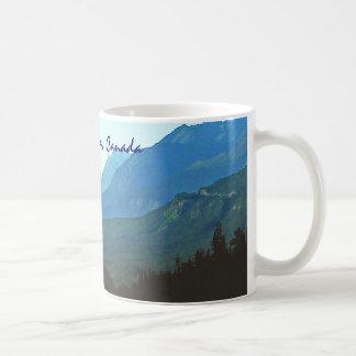 Banff Jasper Blue Coffee Mug