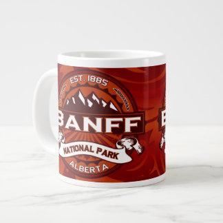 Banff Jumbo Crimson Large Coffee Mug