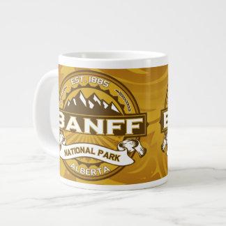 Banff Jumbo Goldenrod Large Coffee Mug
