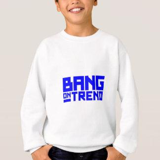 Bang On Trend - Electric Bluegaloo Sweatshirt