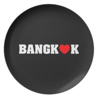 BANGKOK LOVE PLATE