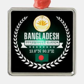 Bangladesh Christmas Ornament