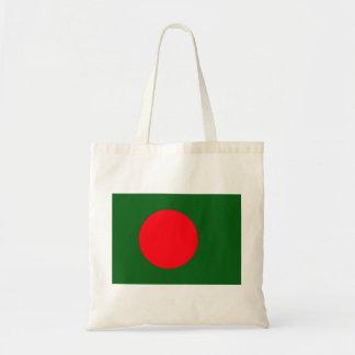 Bangladesh Flag Tote Bag