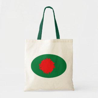 Bangladesh Gnarly Flag Bag