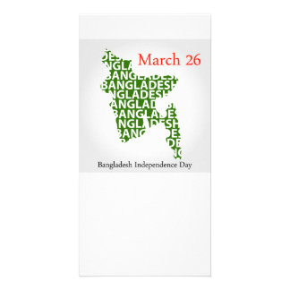 Bangladesh Independence day- March 26 Picture Card