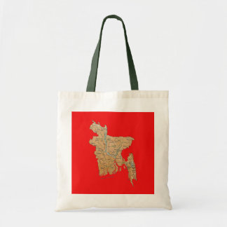 Bangladesh Map Bag