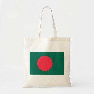 Bangladesh National World Flag Tote Bag