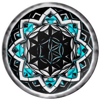 Banishment Mandala Plate