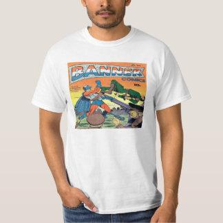 Banner Comics Classic Covers #1 Tshirts