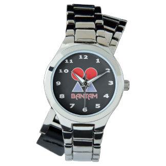 Bantam Women's Silver Wrap-Around Watch