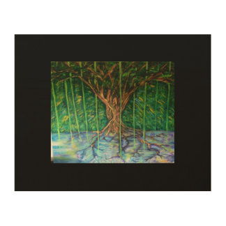 Banyan Dream Wood Canvases