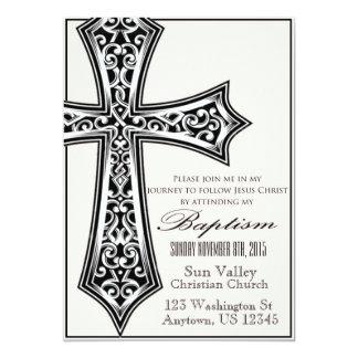 Baptism Invitation 5x7